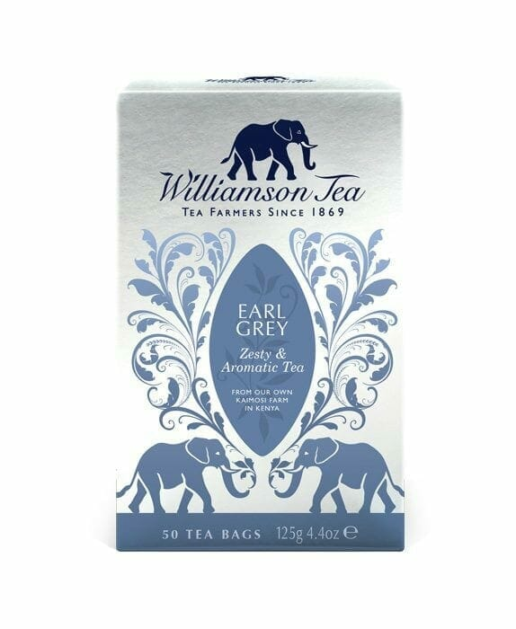 Earl Grey 50 Boxed Teabags 125g