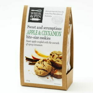 Apple & Cinnamon Cookies 240g Box