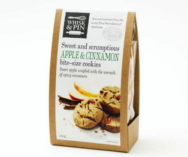 Apple & Cinnamon Cookies 240g Box