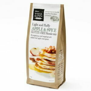 Apple & Spice Gluten-Free Pancake Mix 400g