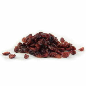 Premium Dried Organic Cranberries
