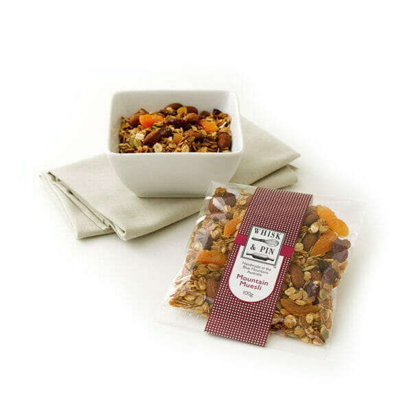 Mountain Granola 100g Cello