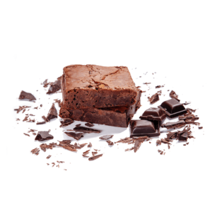Double Chocolate Brownie 80g Pieces