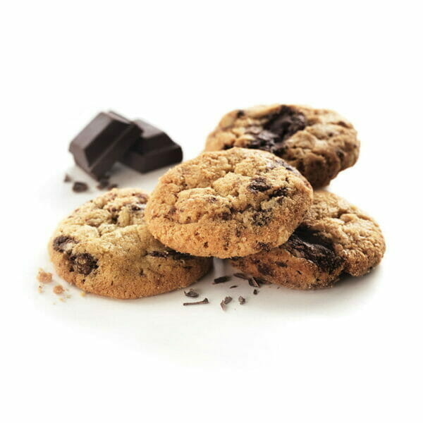 Chocolate Chip Bite-Size Cookies