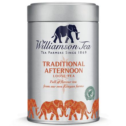Tradition Afternoon 100g Loose Leaf Tea