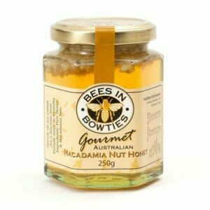 Bees In Bow Ties Macadamia Honey 250g