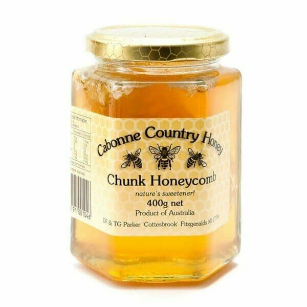 Australia Chunk Honeycomb - Cabonne Honey