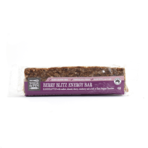 Berry Blitz GF & Vegan Energy Bar 65g-905