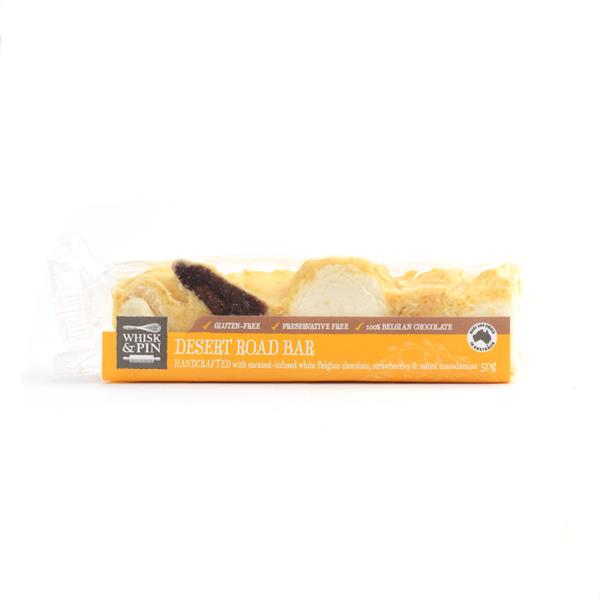 Desert Road Chocolate Bar 50g -893