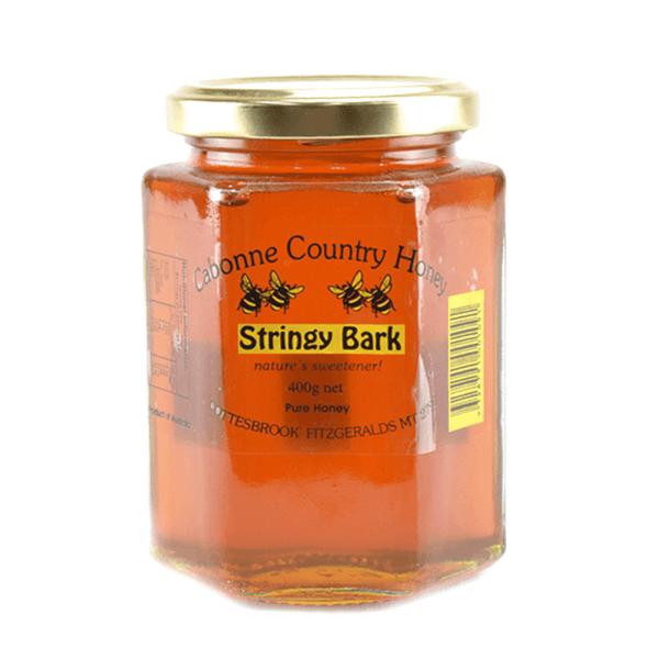 Cabonne Honey Stringy Bark 400g