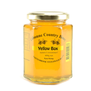 Cabonne Honey Yellow Box 400g