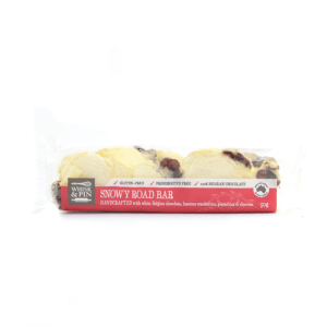 Snowy Road Chocolate Bar 50g -1228