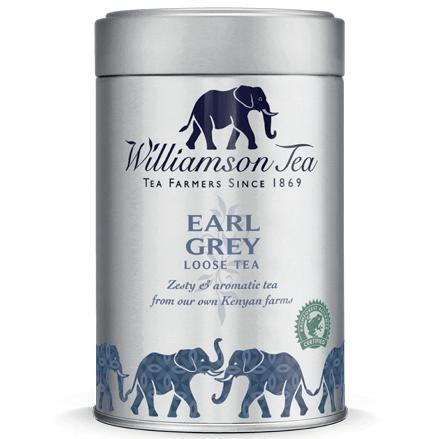 Williamson Earl Grey Loose Leaf Tea