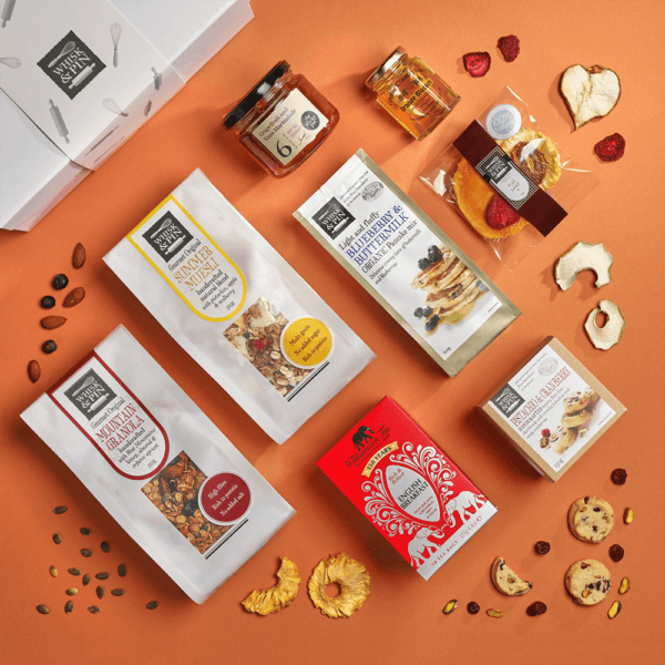 Breakfast With Whisk & Pin Hamper
